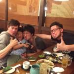 高円寺で気軽に国際交流ができますよ。英語は話せますか?