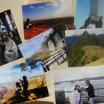 世界の有名スポット☆写真クイズにチャレンジ!高円寺uptoyouに旅人美容師の選ぶ写真集できました!