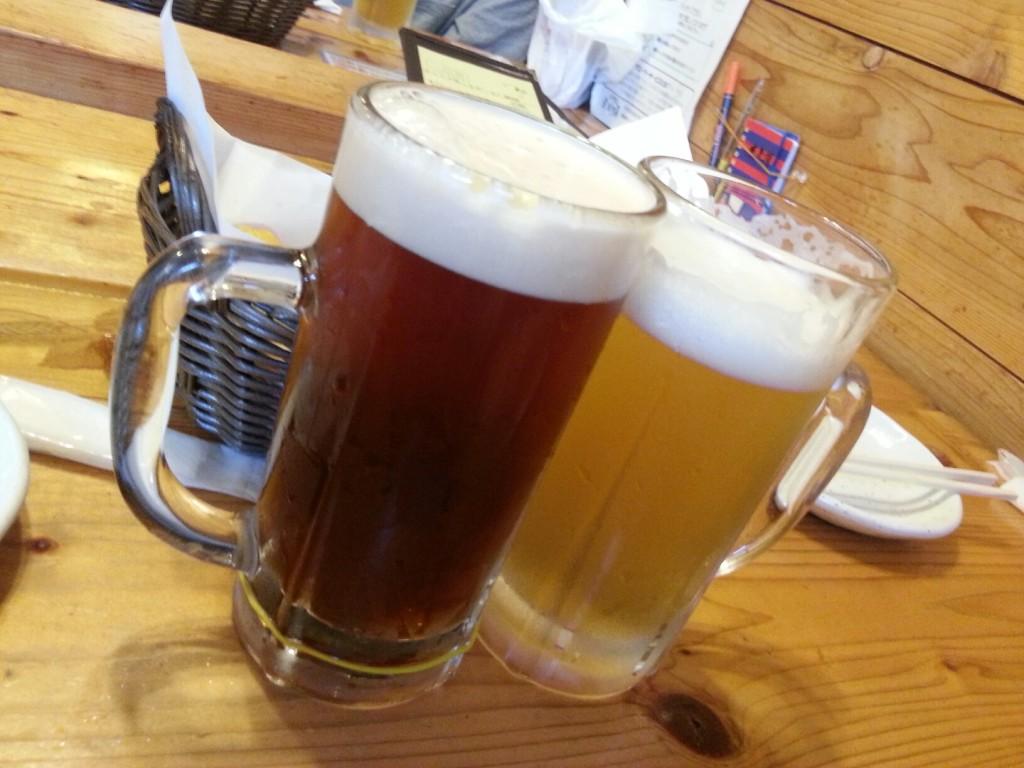高円寺ビール工房の地ビール