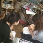 マツエク講習を美容師アカデミー【カミクル】にて行いました!!